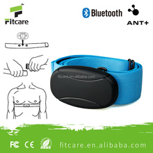 Dual mode heart rate monitor bluetooth and ANT+ heart rate sensor with strap group fitness heart rate strap