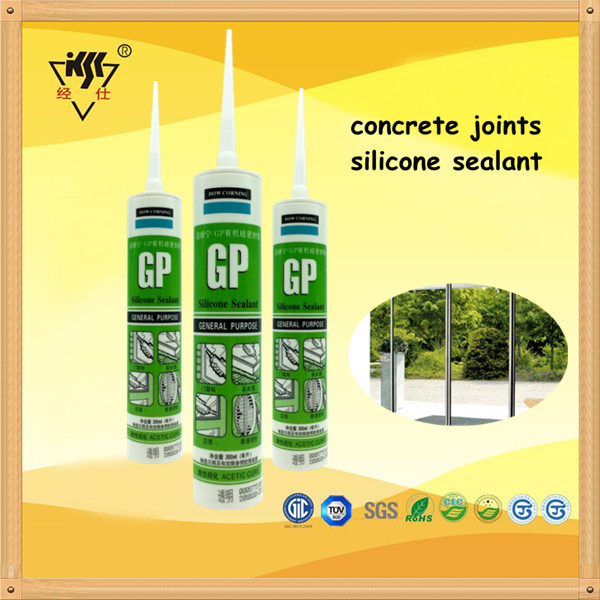 Free Samples General Purpose Silicone Sealant For Concrete Joint