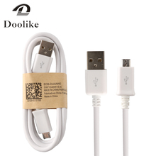 Wholesale alibaba 1m Android phone Micro USB Cable Data sync Charger cable USB for Samsung mobile phones