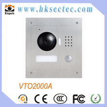 Dahua Villa Outdoor Station Vandalproof Video Door Phone