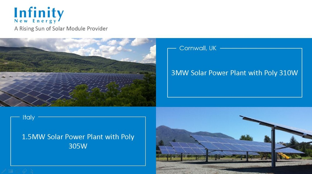 Top 10 gold supplier photovoltaic module polycrystalline 260W 250w sun power solar panel manufacturers in china