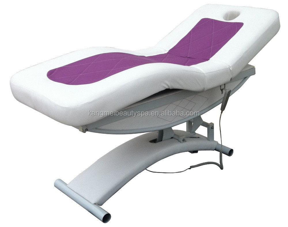 2015 wholesale electric adjustable massage table&facial bed electric treatment chair facial bed (KM-8809)