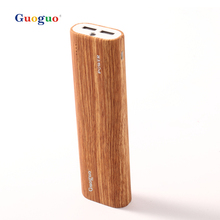 dual usb power bank , china powerbank ,high capacity wooden power bank for laptop