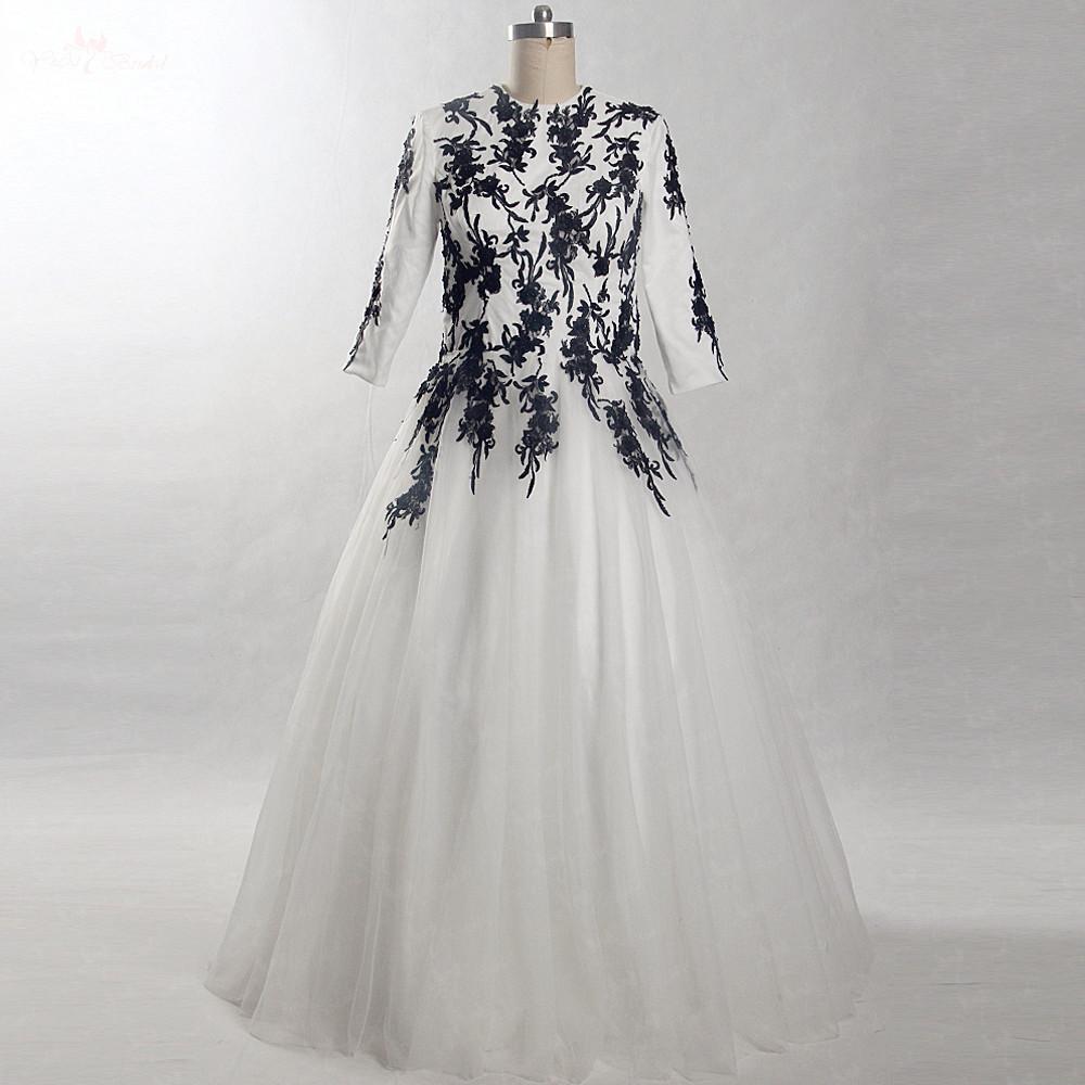 Wholesale black white ball gowns - Online Buy Best black white ball ...