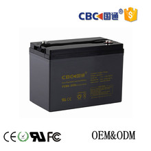 CBC Guotong solar 6V 220AH deep cycle lead acid battery