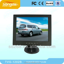 Professional manufacturer of all sizes lcd tv with AV VGA port