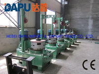 Slip type heavy-duty copper/aluminum/alloy wire drawing machine