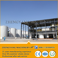 used cooking oil biodiesel processing machine for fule