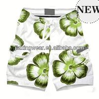 Waterproof 2014 fashion men beach short for bodywear and promotiom,good quality fast delivery