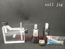 2014 hot selling ecig accessories rda atomizer coil jig