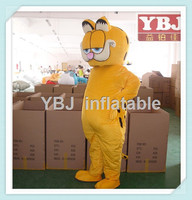 Hot sale Lovely Garfield the cartoon Garfield the car advertising character for adverti and customized cartoon for advertisement