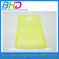 New!! 0.3mm Slim Ultra Thin Colorful Transparent phone Case For samsung Galaxy S4 Case i9500 TPU Clear Phone Back Cover