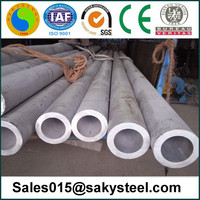 Best price and quality seamless stainless steel pipe/tube 306 Made in China