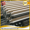 Hydraulic high pressure cylinder piston rod for furniture parts