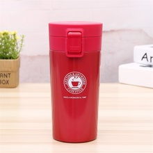 Stainless Steel Travel Vacuum Flask Coffee Tumbler Thermos Water Bottle