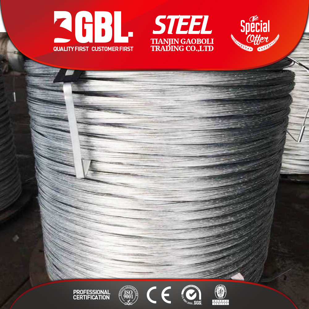 10 gauge high tensile steel strand wire