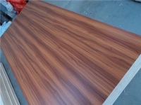 cheap price melamine laminated plywood board