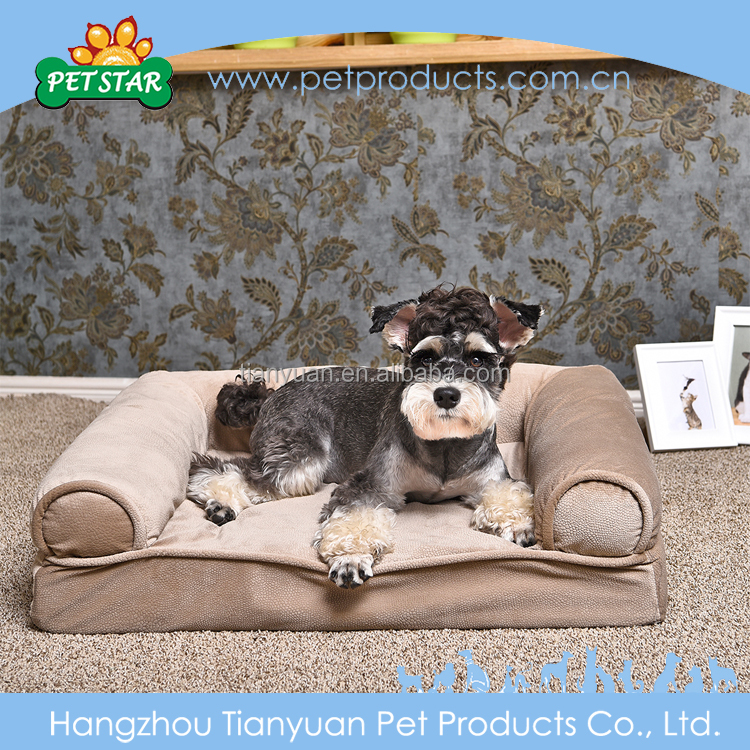 Cute And Warm Insulated Hot Sell new product sofa bed luxury pet dog beds