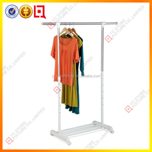 Hot selling Retail clothes hanging stand for shop