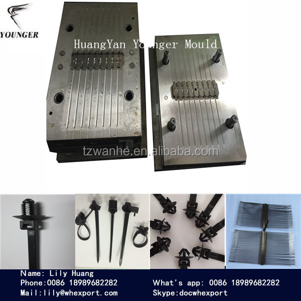 Buy Auto Cable Ties Mold from Trusted Auto Cable Ties Mold ...