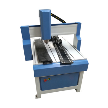 4axis 6090 cnc router machine with 2.2kw spindle