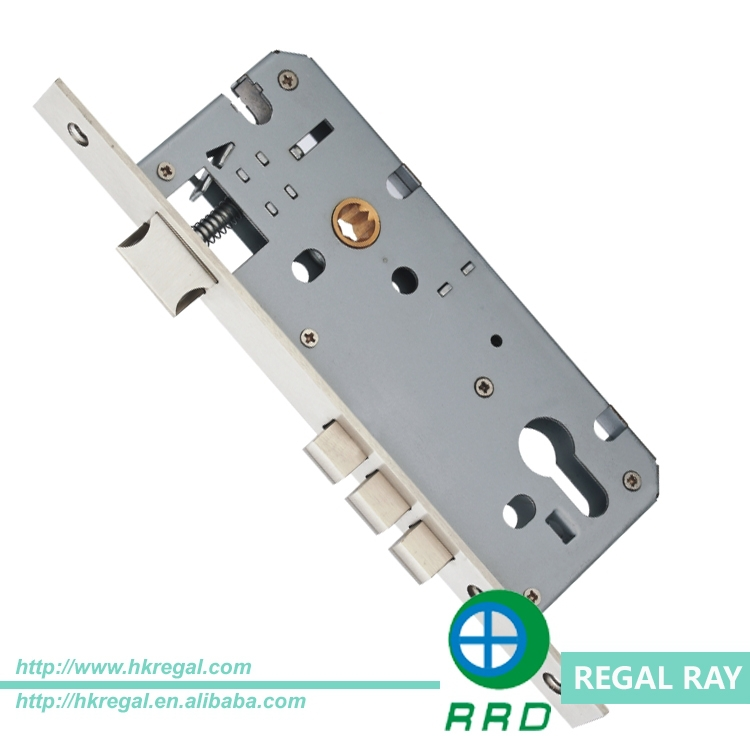 RRD LOCK MT3854523 85mm Distance good quality middle east mortise door lock body