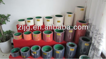 NBR hulling rubber roller in rice mill machinery.