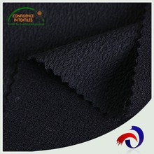 2017 wholesale 100 polyester knitting jacquard fabric price per meter
