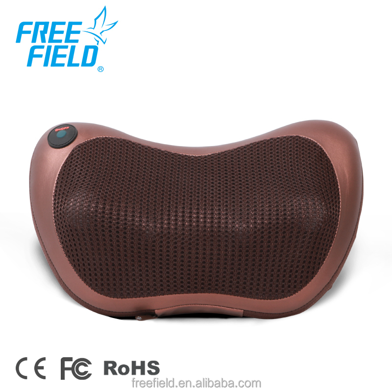 Cervical Spondylosis Infared Neck Deep Kneeding Shoulder And Back Massage Pillow