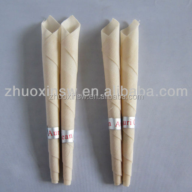 Factory supply high quality ear candle for spa