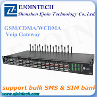 16port gsm/wcdma/cdma gateway GOIP16 one year warranty