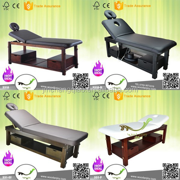 2017 HOT SALE 331 Series of products massage bed/Beauty bed