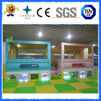 Baby jumping house equipment