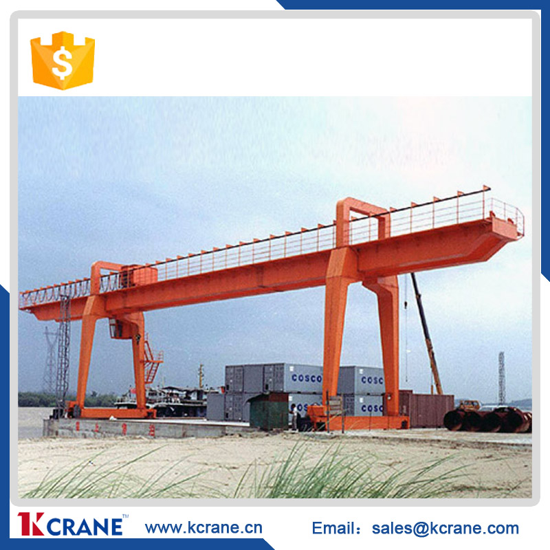 Double Girder Overhead Gantry Crane 20 ton Made in China