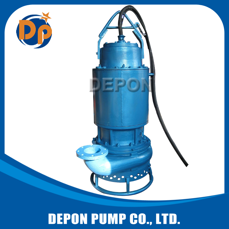Centrifugal Single-Suction Vertical Submersible Slurry Pump