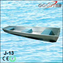 1.2mm thickness 13ft aluminum Jon boat