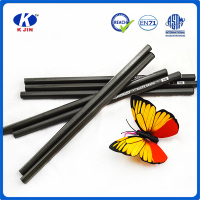 Hot sales 7 inch hexagonal blackwood pencil for student with cheap price