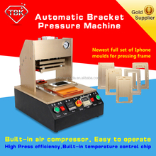 TBK 2016 sale automatic press frame machine for lcd+Built-in Air Pump Smartphone Screen Repair