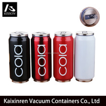 stainless steel vacuum cola coke can& flask cup & thermos 500ML 280ml