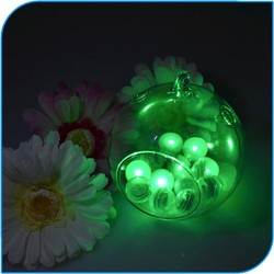 2015 Wedding Decoration Waterproof Led Sharp Bright White Color Led Fairy Peals