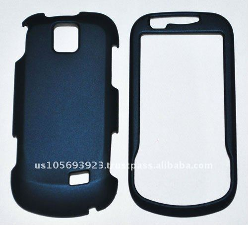 Rubberized Case for Samsung Intercept i910 (SPH-M910)