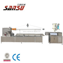Plastic coated wire extruder machine