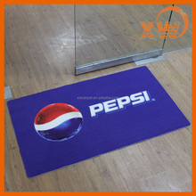 digital ink jet front entrance custom printed logo floor door mat