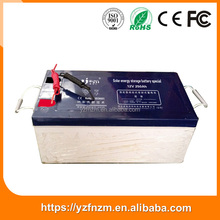 China products prices quality 12v 80ah agm solar battery manufacturers