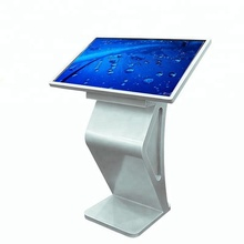 32inch k design table touch floor stand interactive touch screen digital signage advertising player kiosk