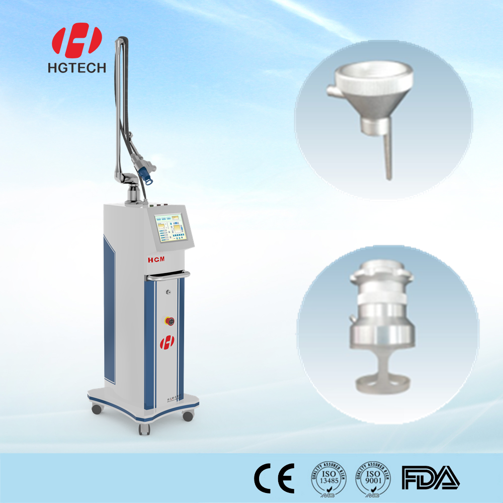 lighting energy tech wrinkle removel co2 fractional laser machine vaginal tightening pixel co2 fractional laser for wholesales