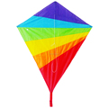 rainbow diamond kite for kid and adult