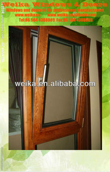 sale wooden aluminium windows and doors factory
