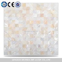 Hot-sale natural mother of pearl shell mosaic
