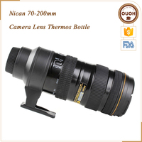 nican 70-200mm keeps drinks hot and cold for 24 hours double wall stainless steel vacuum flask